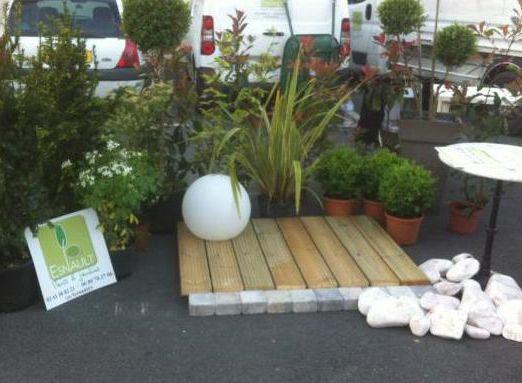 Expo Esnault Paysagiste à Saumur