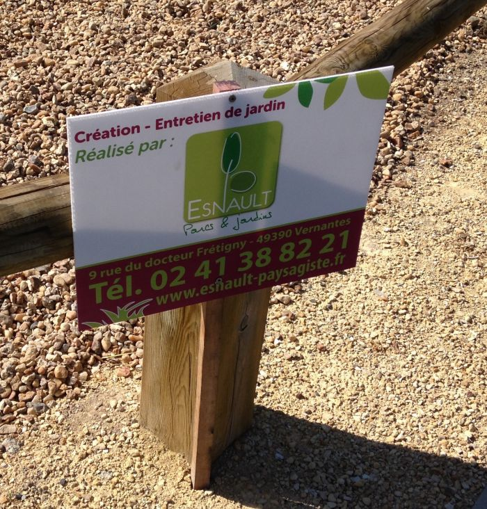 Bornage Esnault Paysagiste à Saumur
